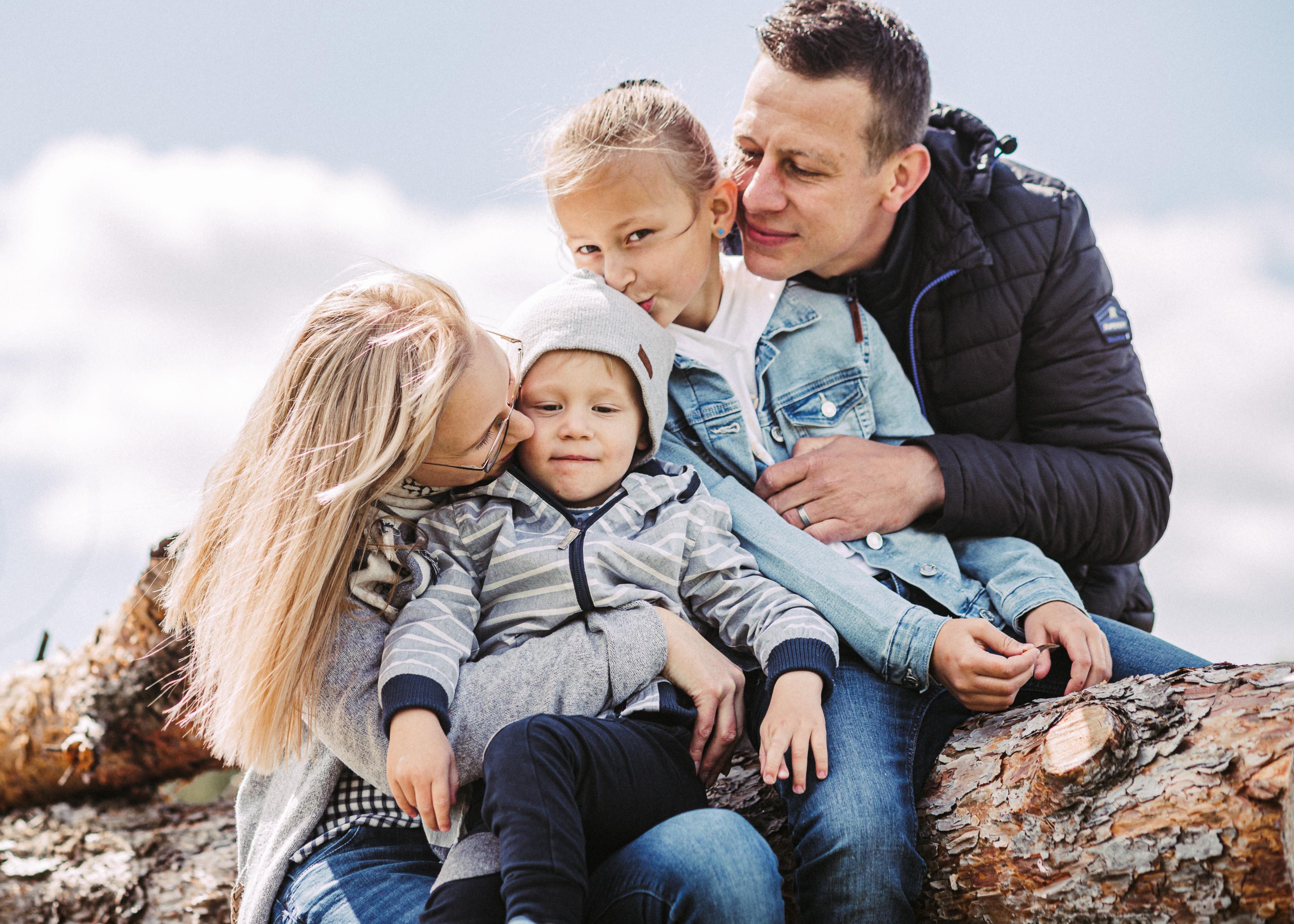 Kinderabsicherung - Schutz für die Schutzbedürftigsten
